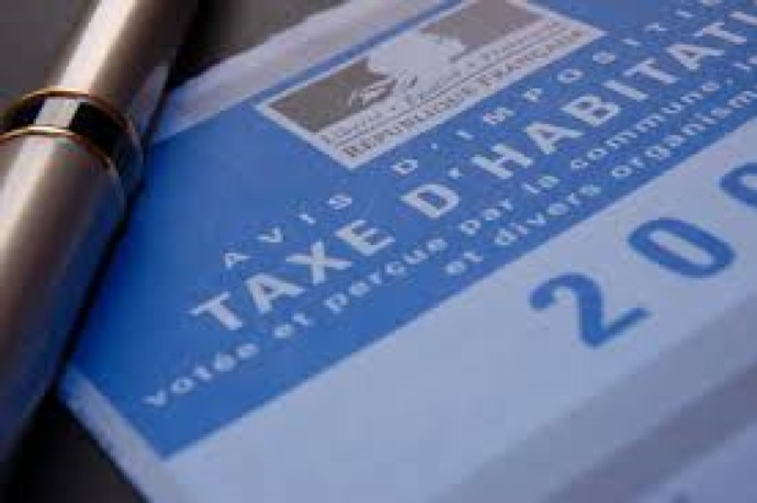 information about taxe d'habitation (residential tax) french